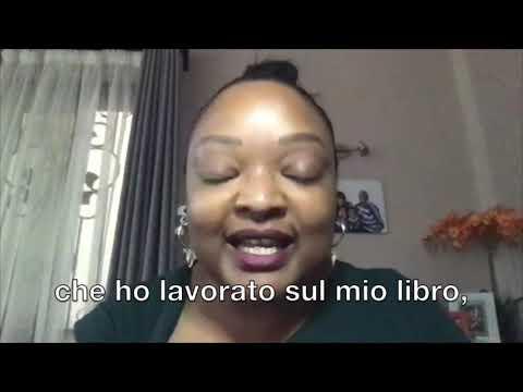 Lizz Ntonjira e l'illimitato potenziale della gioventù africana