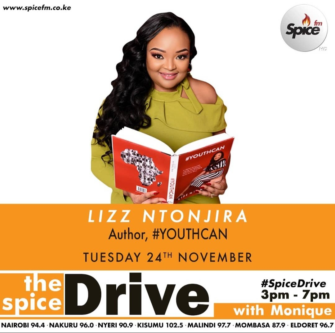 The Youth Are The Leaders Of Today!   Liz Ntonjira