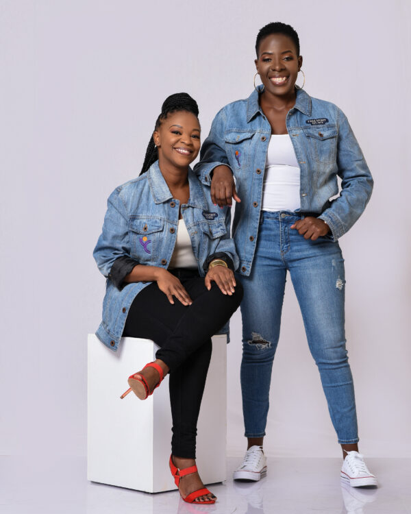 #YouthCan By Lizz Ntonjira - Denim Jacket