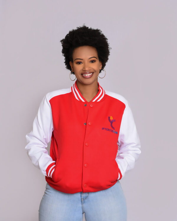 #YouthCan By Lizz Ntonjira - College Jacket