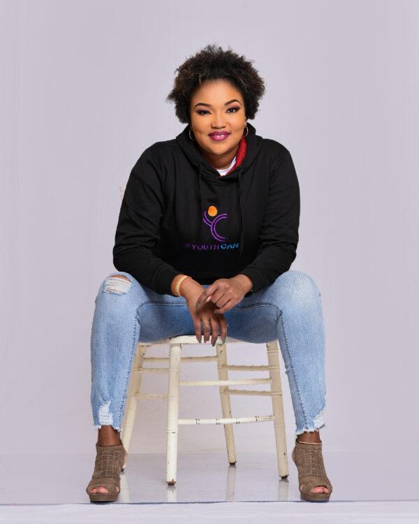 #YouthCan By Lizz Ntonjira - Hoodies
