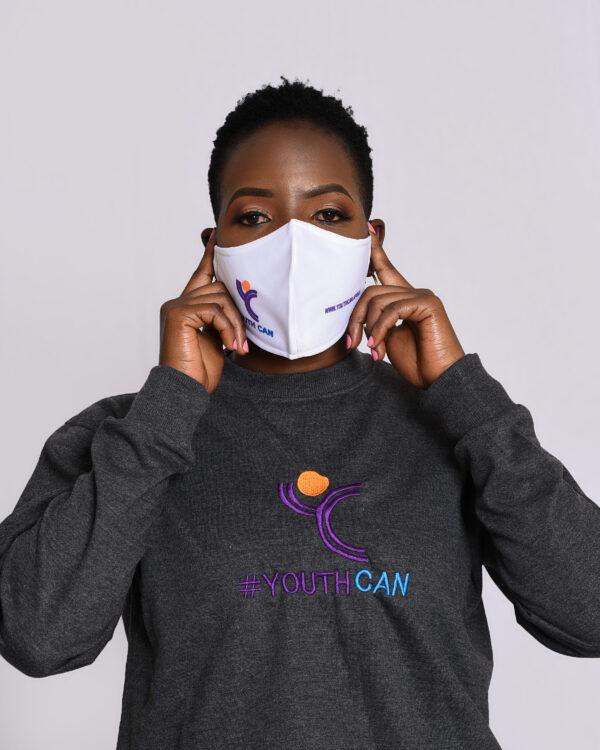 #YouthCan By Lizz Ntonjira - Masks