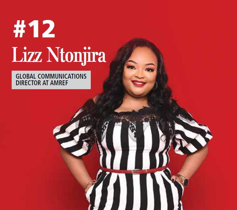 Lizz Ntonjira - Top 25 Most Powerful Women in C-Suite Impacting Business
