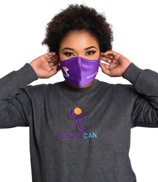 #YouthCan by Lizz Ntonjira Masks